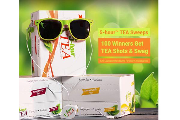 Free 5-hour™ TEA