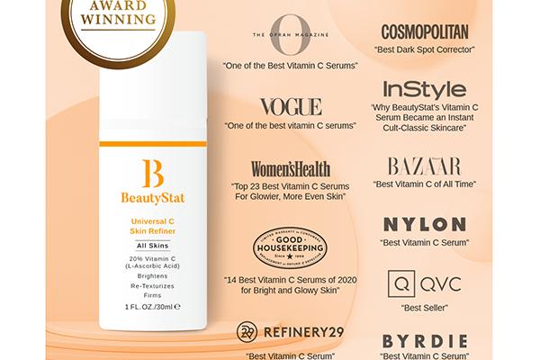 Free BeautyStat Vitamin C Serum