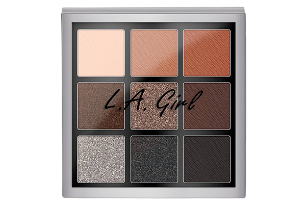 Free L.A. Girl Eyeshadow Palette