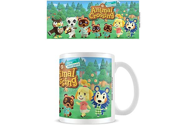 Free Animal Crossing Mug