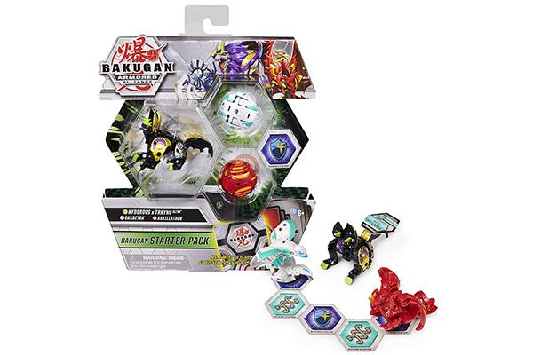 Free Bakugan Starter Pack
