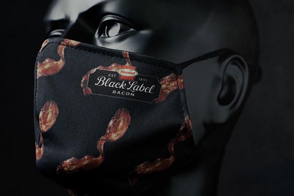 Free Black Label Face Mask