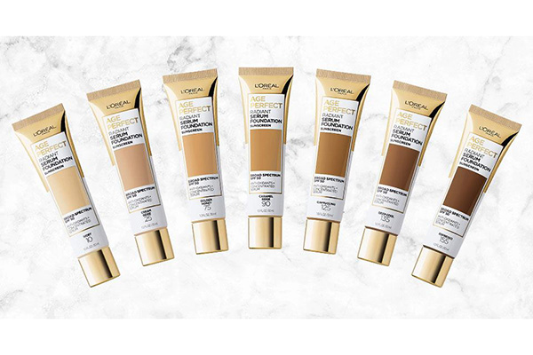 Free L'Oreal Serum Foundation