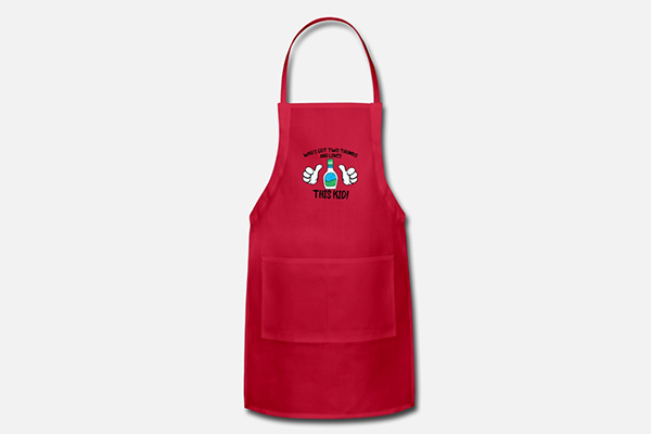 Free Ranch Apron