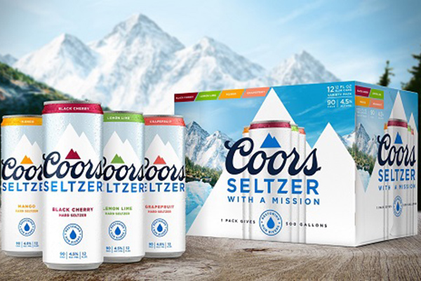 Free Coors Seltzer