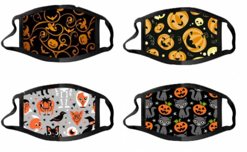 Free Halloween Face Mask