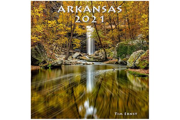 Free Arkansas 2021 Wall Calendar
