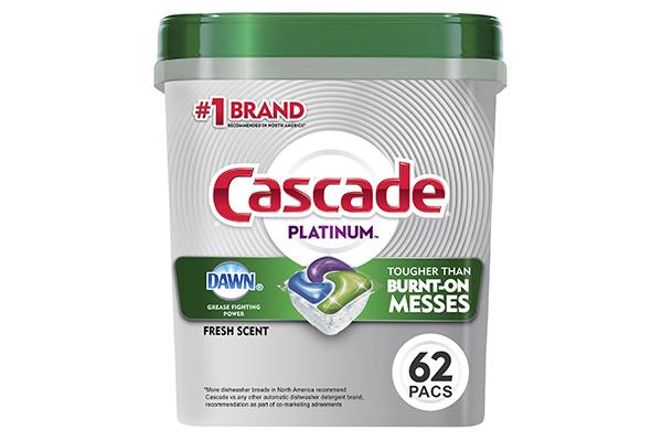 Free Cascade Platinum ActionPacs