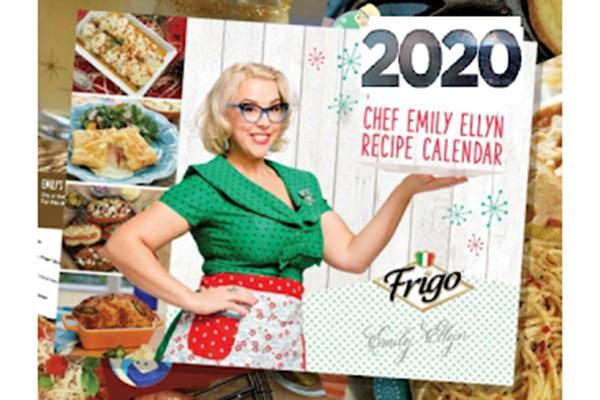 Free Frigo® 2021 Calendar