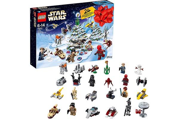 Free Lego Advent Calendar