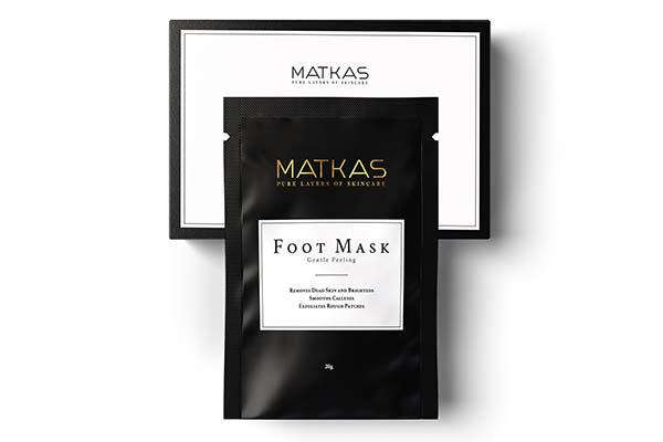 Free MATKAS Foot Mask