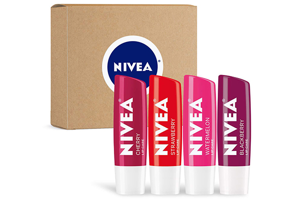 Free NIVEA Lip balm