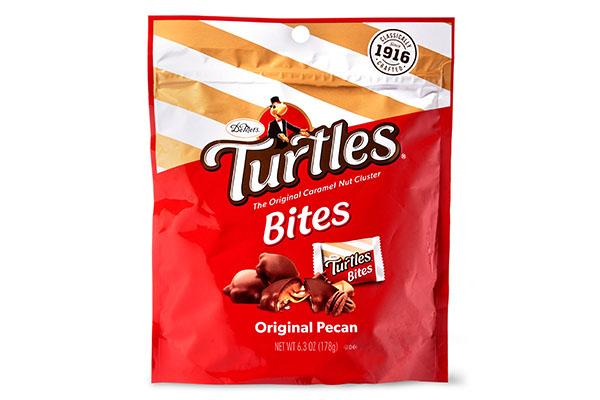 Free Turtles® Chocolate Bites