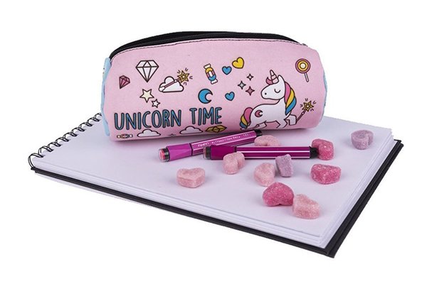 Free Unicorn Stationery Set