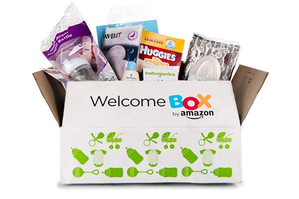 Free Amazon Baby Welcome Box