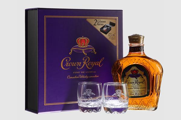 Free Crown Royal Whiskey Set