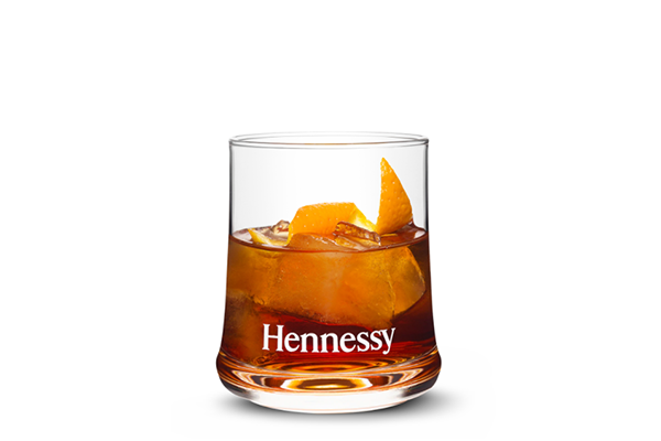 Free Hennessy Glass