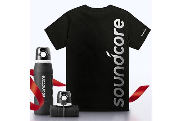 Free Soundcore T-Shirt