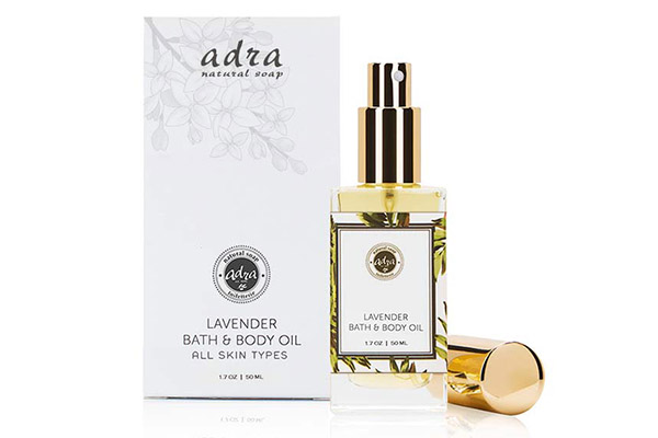 Free Adra Bath & Body Oil