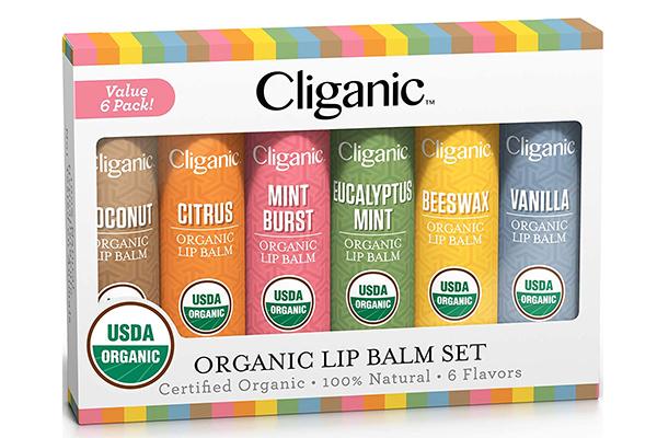 Free Lip Balm Set