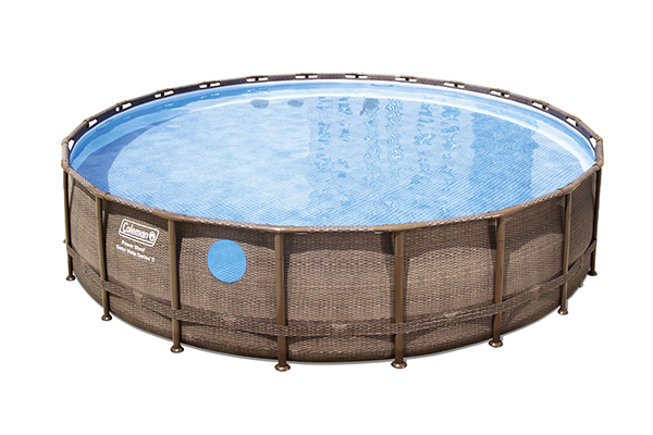 Free Coleman® Power Steel™ Pool