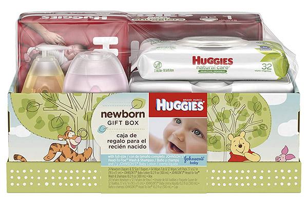 Free Huggies Mom Gift Boxes