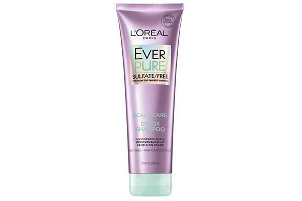 Free L'Oreal Detox Shampoo