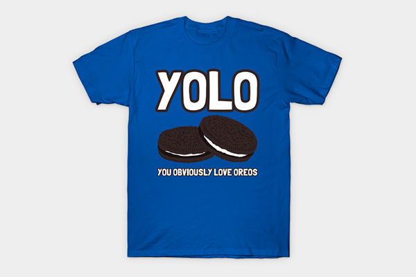 Free OREO T-Shirt