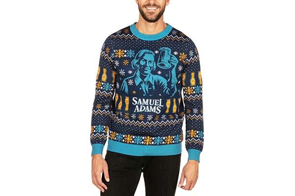 Free Samuel Adams Sweater