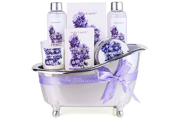 Free Spa Lavender Gift Set