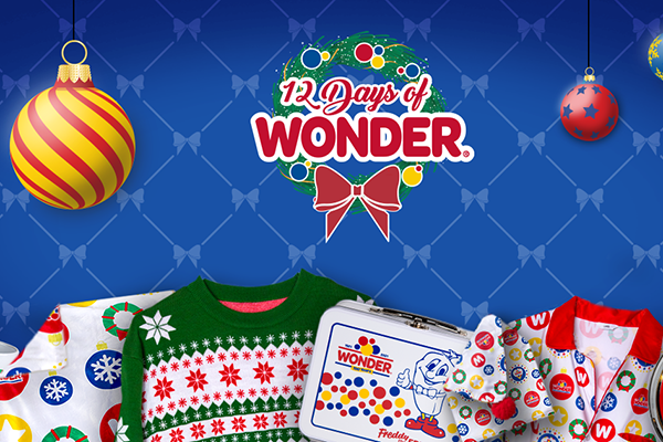 Free Wonder Pajama Set