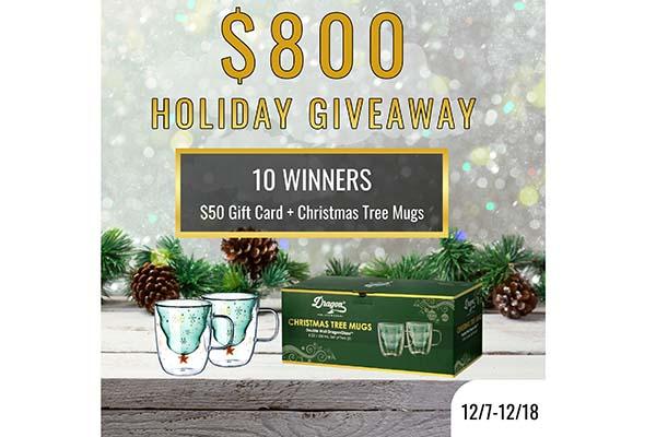 Free Christmas Tree Mugs