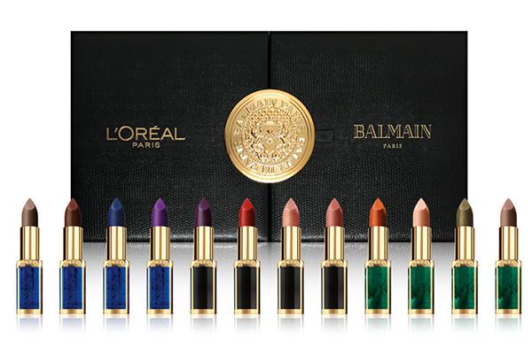 Free L'Oreal Lipstick Set