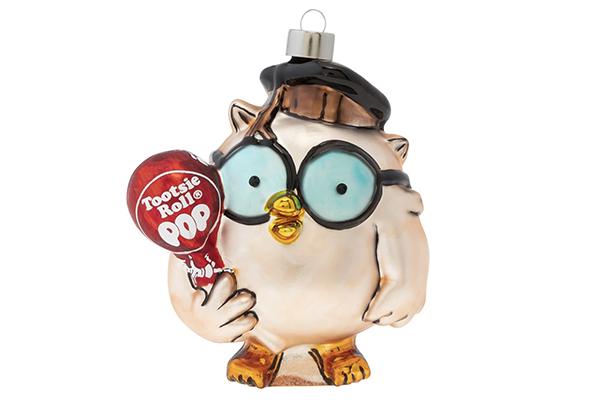 Free Mr Owl Ornament