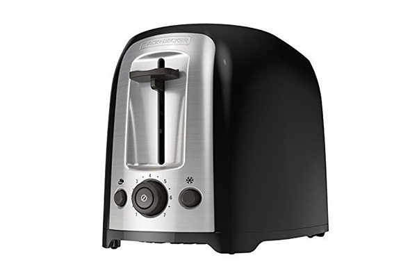 Free Black + Decker Toaster