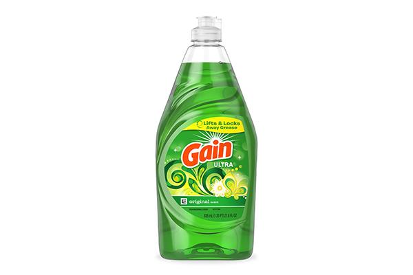 Free Gain Dishwashing Liquid