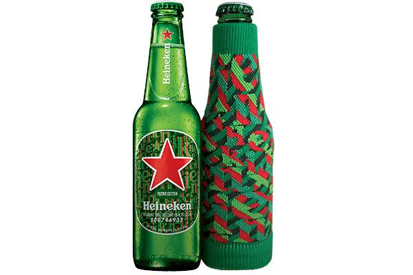 Free Heineken® Bottle Koozie