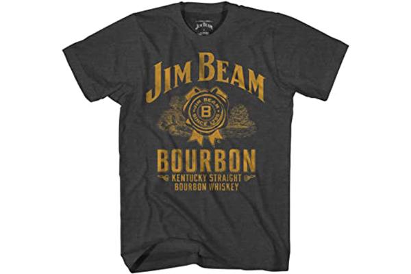 Free Jim Beam T-Shirt