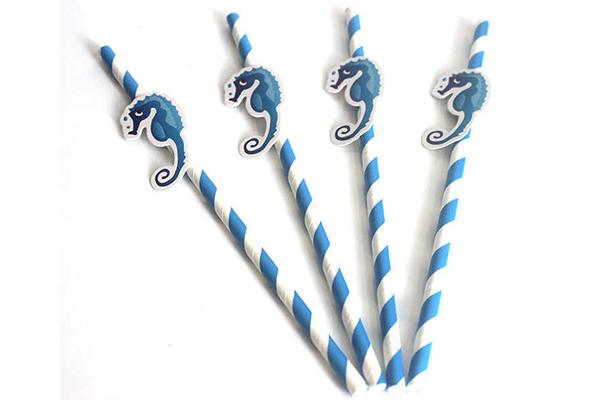 Free Marine Straws