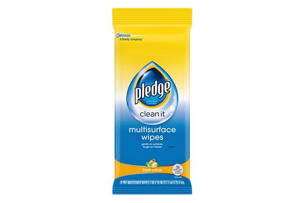 Free Pledge® Multisurface Wipes