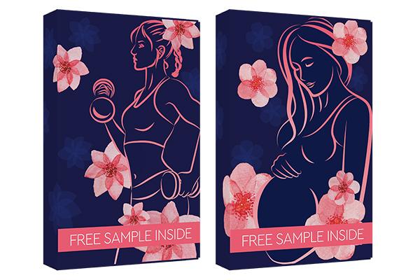 Free Prevail Feminine Care Kit