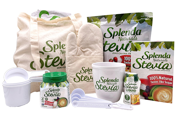 Free Splenda Gift Set