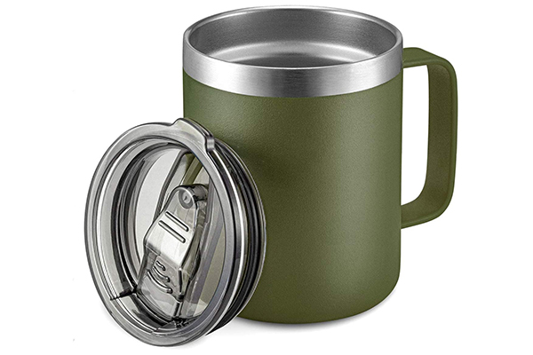 Free Stainless Steel Cup