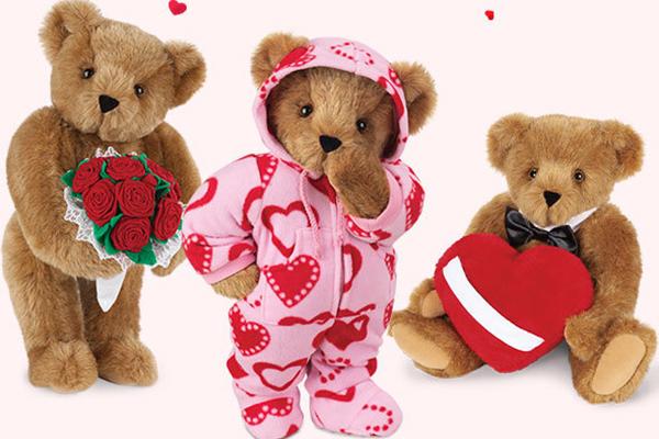 Free Valentine's Bear