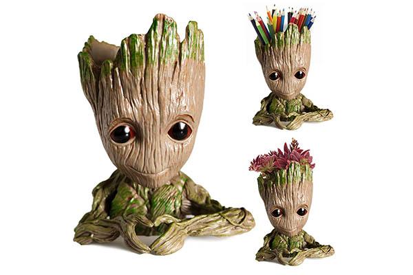 Free Groot Plant Pot