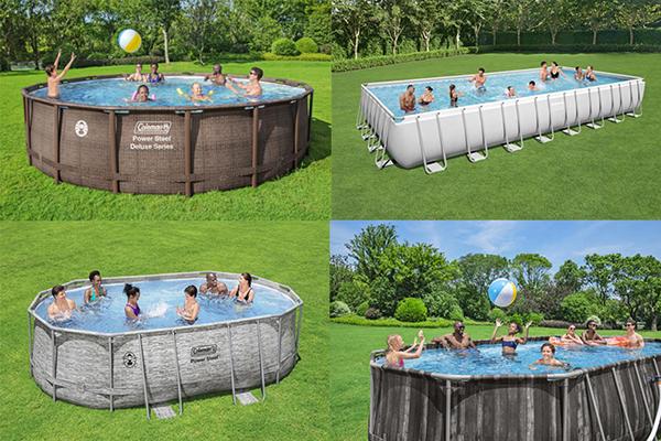 Free Bestway Pool Set
