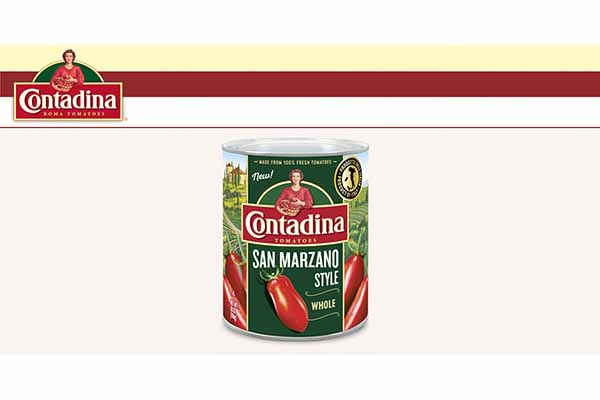 Free Contadina Canned Tomatoes