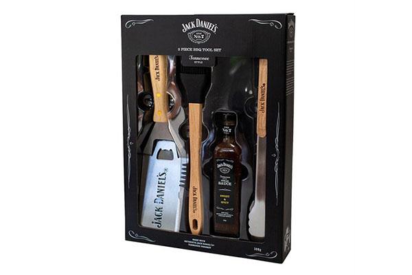 Free JD BBQ Kit
