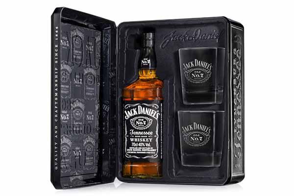 Free Jack Daniels Gift Set