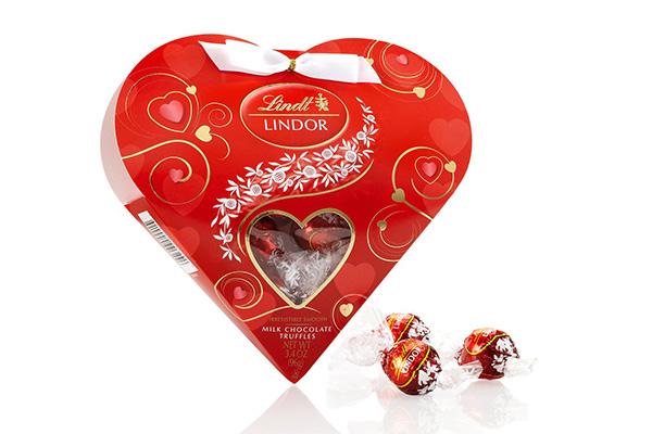 Free Lindor Valentine's Heart